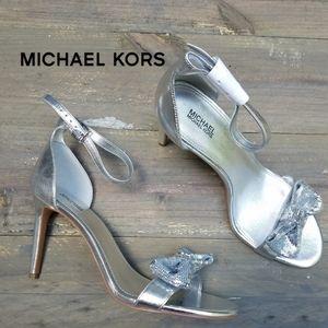 NWT  Michael Kors Paris stiletto heels